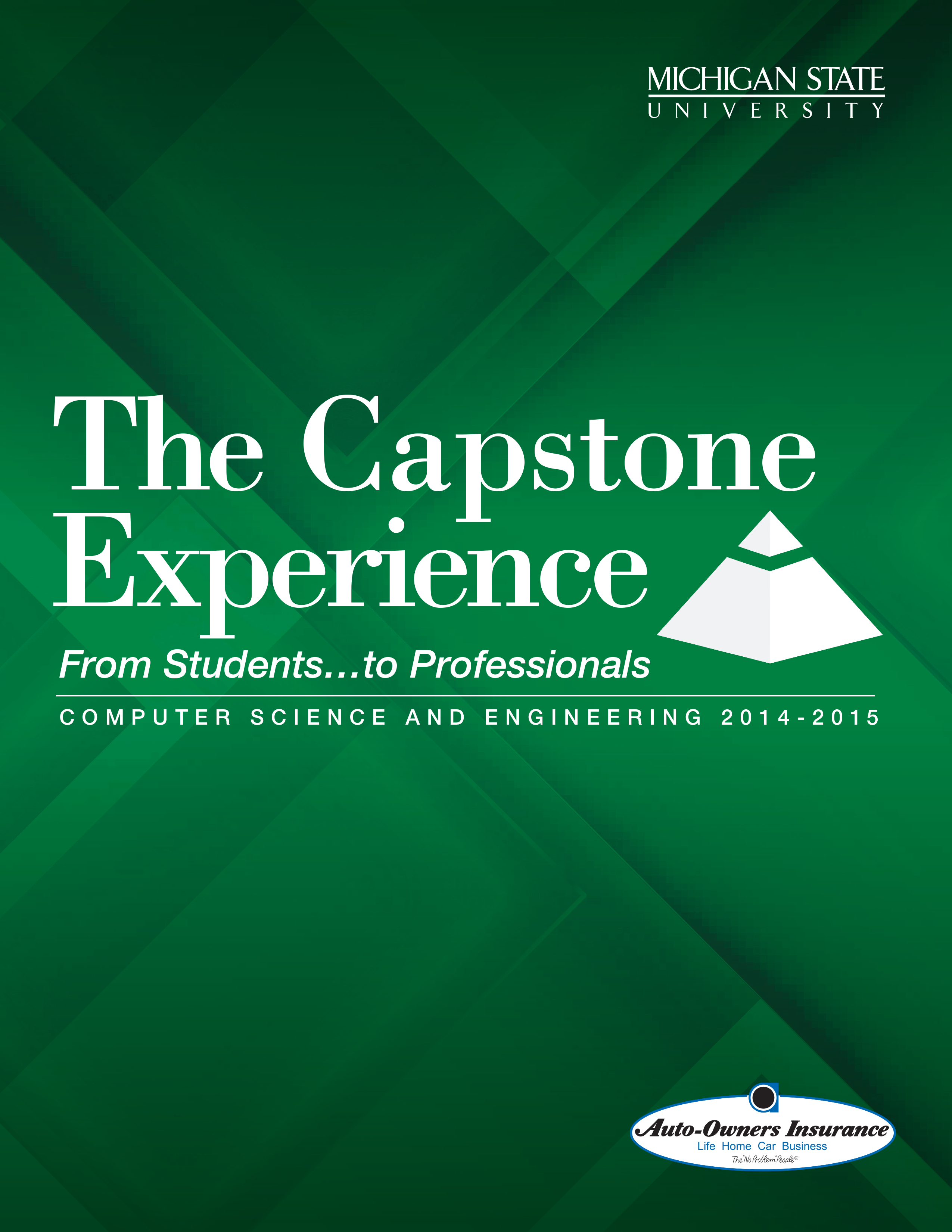 capstone experience The senior capstone experience must meet one or more of the following criteria: 1 the capstone synthesizes and applies disciplinary knowledge and skills.
